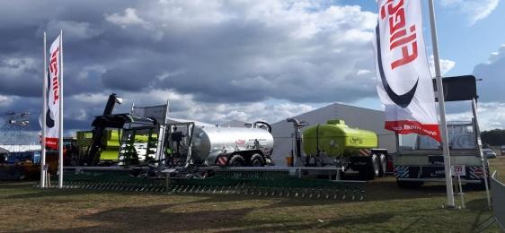 Międzynarodowa Wystawa Rolnicza Agro Show w Bednarach 2019